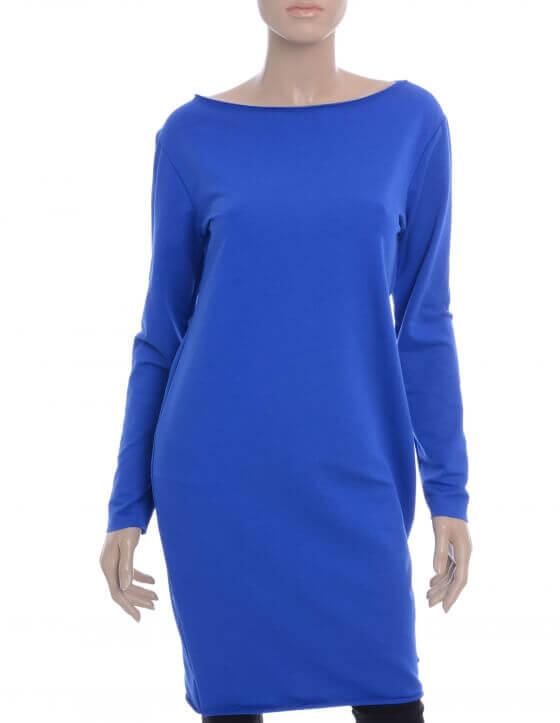 Sukienka w niebieskim kolorze