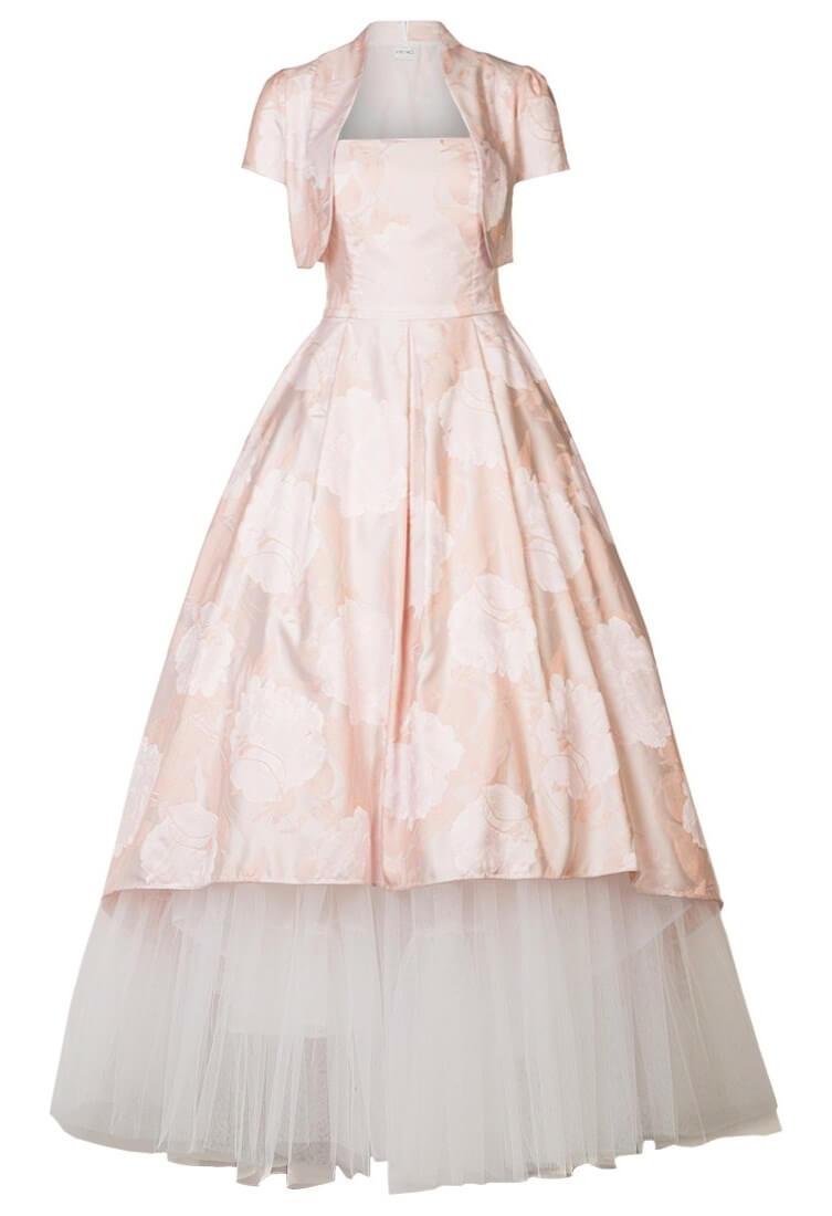 Suknia w stylu Scarlett O'Hary