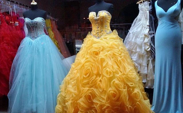 sukienki na bal