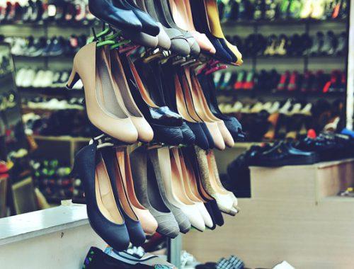 Modne buty damskie
